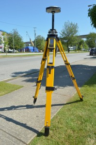 SP80 on SurveySite Survey-Max