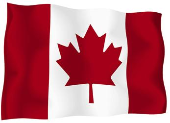 canadian flag logo
